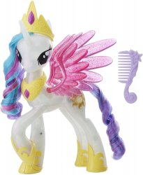 My Little Pony Princess Celestia Glitter and Glow Changing color lights