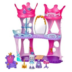 Shopkins Royal Trends Royal Castle Set w/ Exclusive Gemma Stone