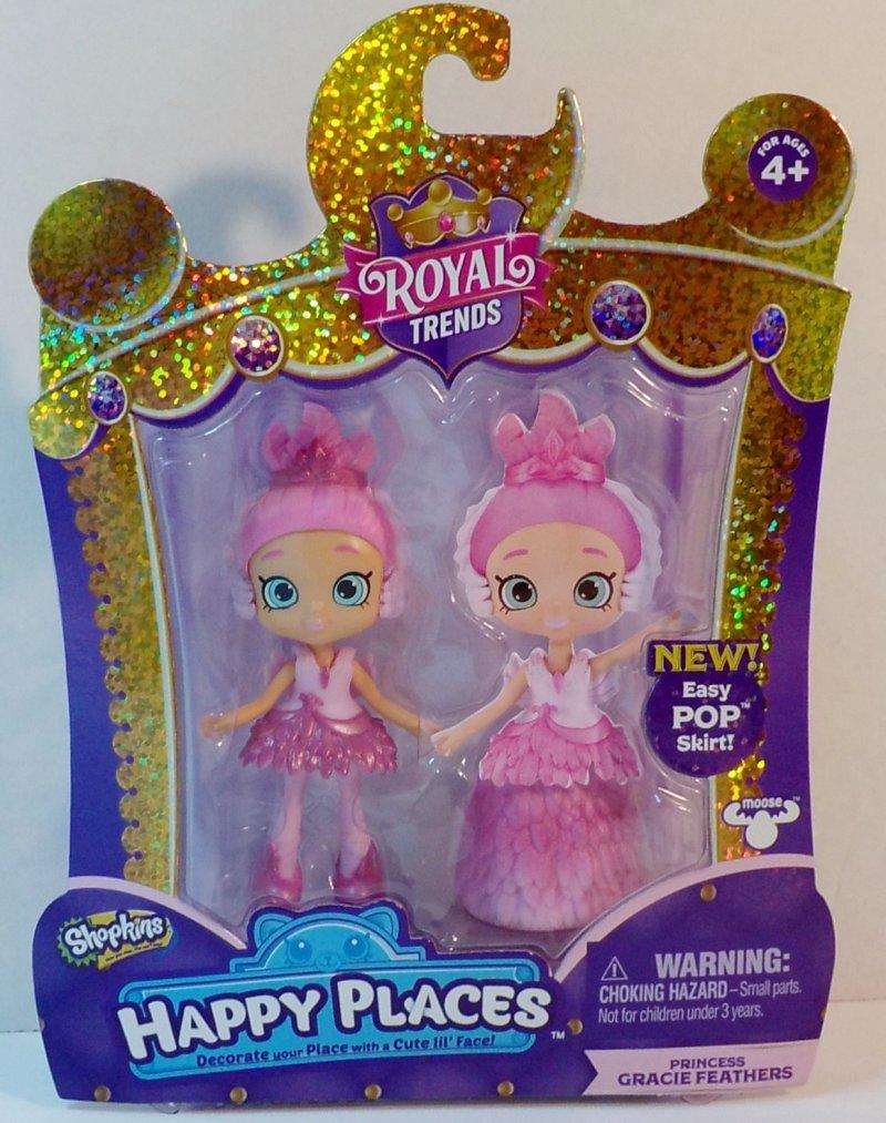 Shopkins Happy Places Royal Trends Lil' Shoppie Doll