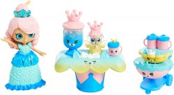 Shopkins Royal Trends Sweet Kitty Candy Bar w/Princess Katie Pops