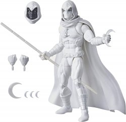 Marvel Legends Series Moon Knight action figure Exclusive