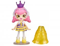Shopkins Happy Places Royal Trends Queen Beehave Lil' Shoppie Figure