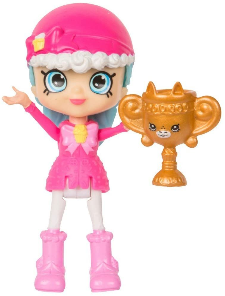 Shopkins Happy Places Lil' Shoppie Doll and Petkins