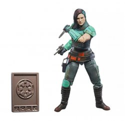 Star Wars Mandalorian Cara Dune Credit Collection Exclusive figure