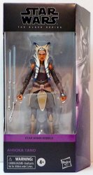'.Ahsoka Tano #07 Black Series.'