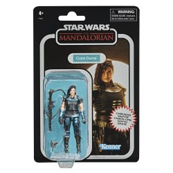 Star Wars The Vintage Collection Carbonized Cara Dune 3.75in Figure