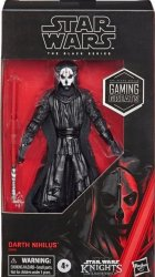 Star Wars Knights of the Old Republic Darth Nihilus Gaming Greats 6in Exclusive