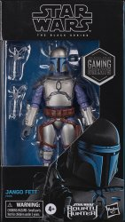 Star Wars The Black Series Jango Fett Gaming Greats 6in figure Exclusive