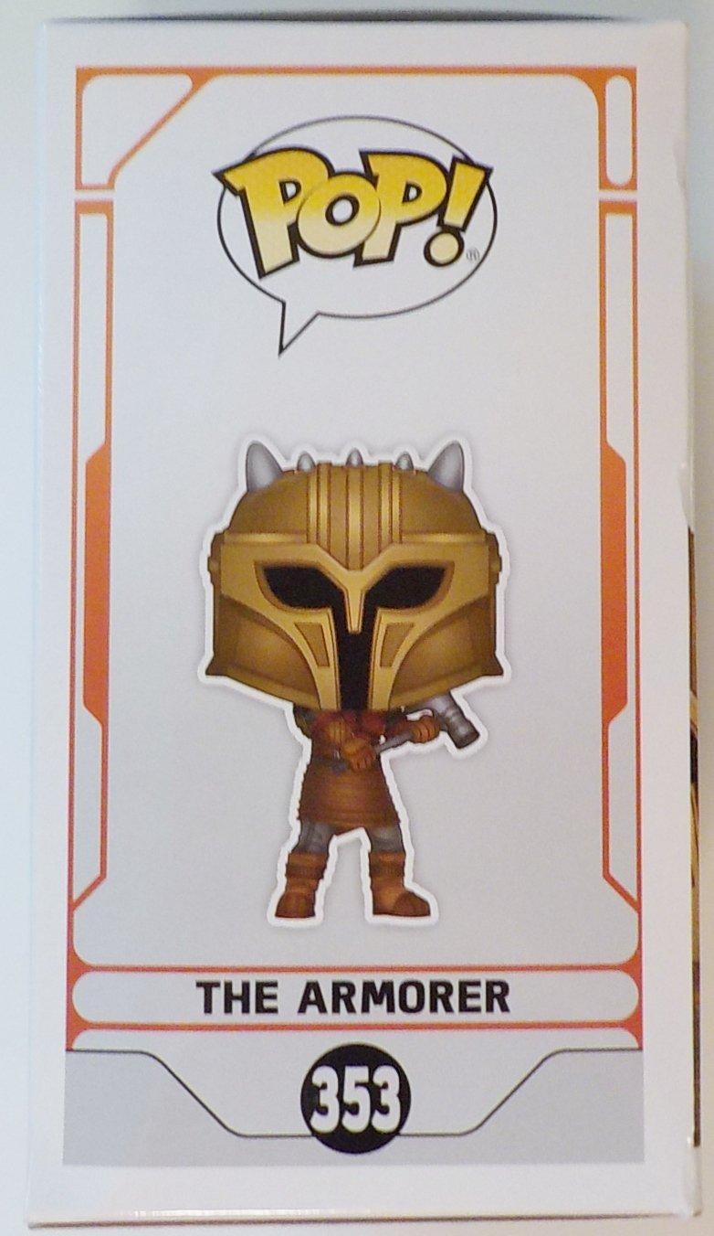 Star Wars Funko POP The Mandalorian figure