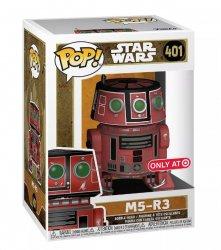 '.M5-R3 droid #401.'