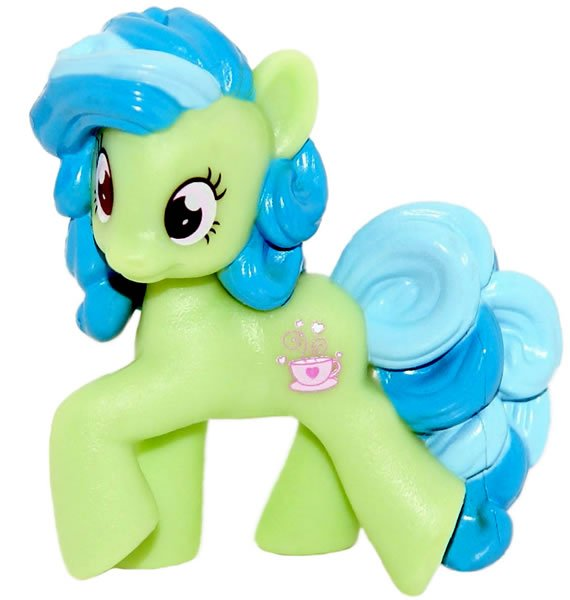 Collector's Guide Book 2010-2013 Blind bag mini ponies