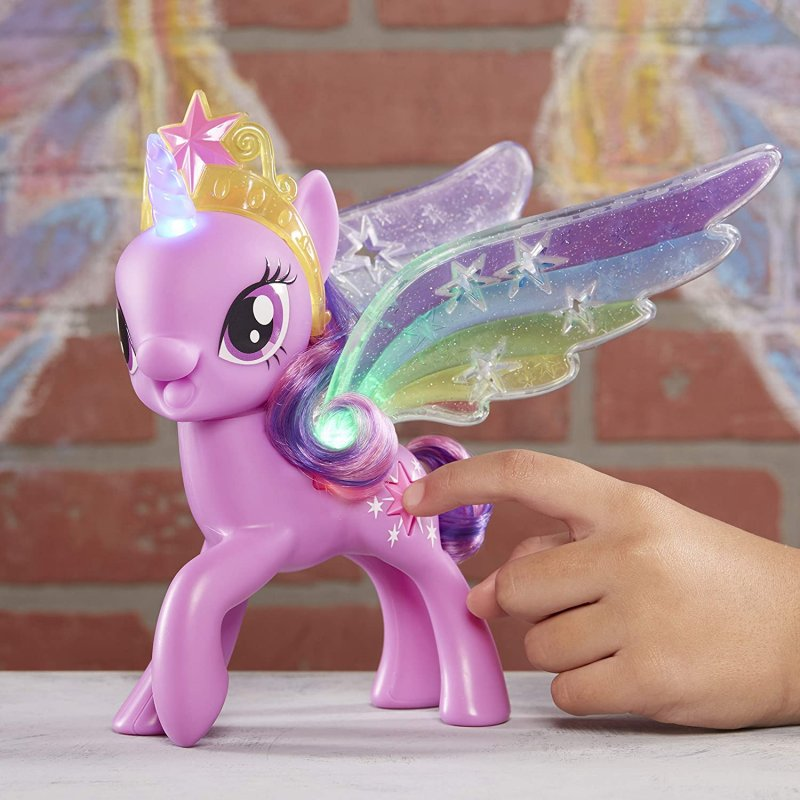 My Little Pony with Lights and Moving Wings