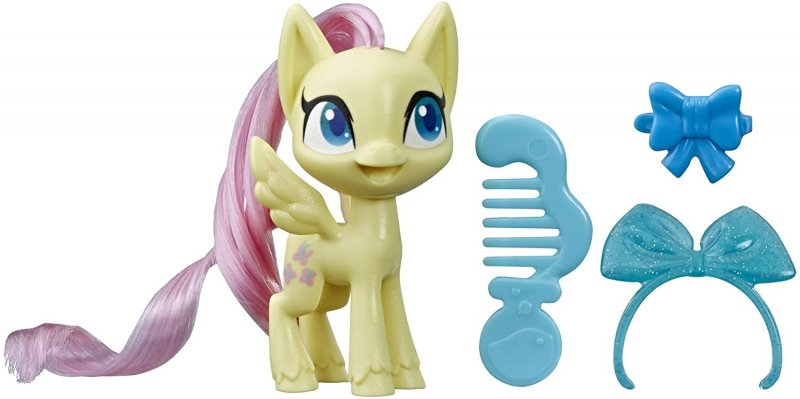 My Little Pony 4.5 brushables Fluttershy