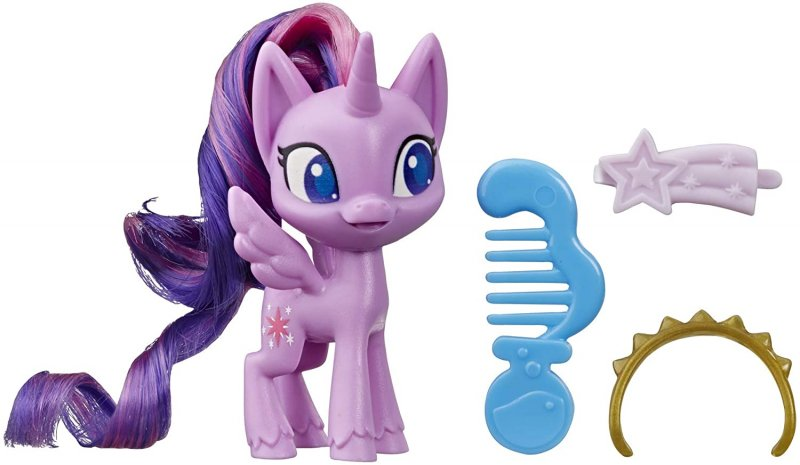My Little Pony 4.5 brushables Twilight Sparkle