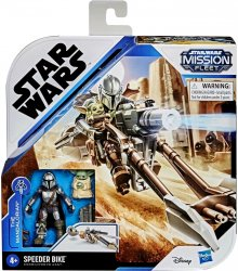 Star Wars Mission Fleet The Mandalorian The Child Battle for the Bounty