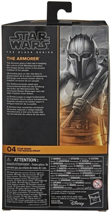 Star Wars The Mandalorian The Black Series Galaxy Collection 6in figure