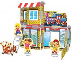 Build a Story Toy Shop by Jupiter Creations