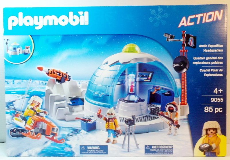 Playmobil Set #9055 Building Toys