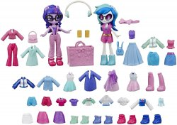 My Little Pony Equestria Girls Twilight Sparkle DJ Pon-3 Fashion Squad