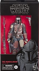 Star Wars The Black Series #94 The Mandalorian 6 in action figure