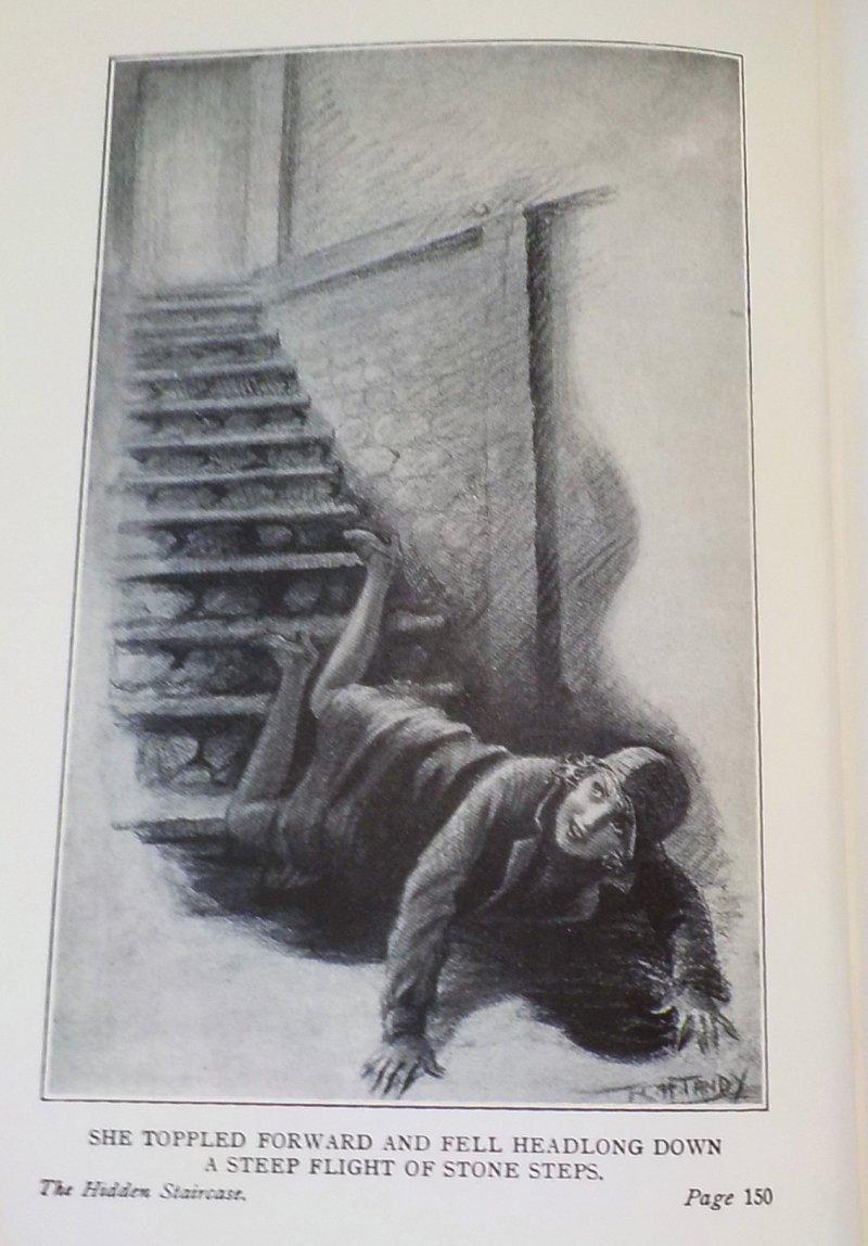 Nancy Drew Mysteries Applewood Facsimile Ed OT, Illustration