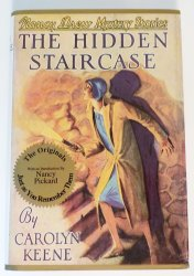 Nancy Drew Mysteries The Hidden Staircase #2 Applewood Facsimile Ed OT