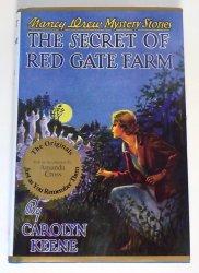 Nancy Drew Mysteries The Secret of Red Gate Farm #6 Applewood Facsimile Ed OT