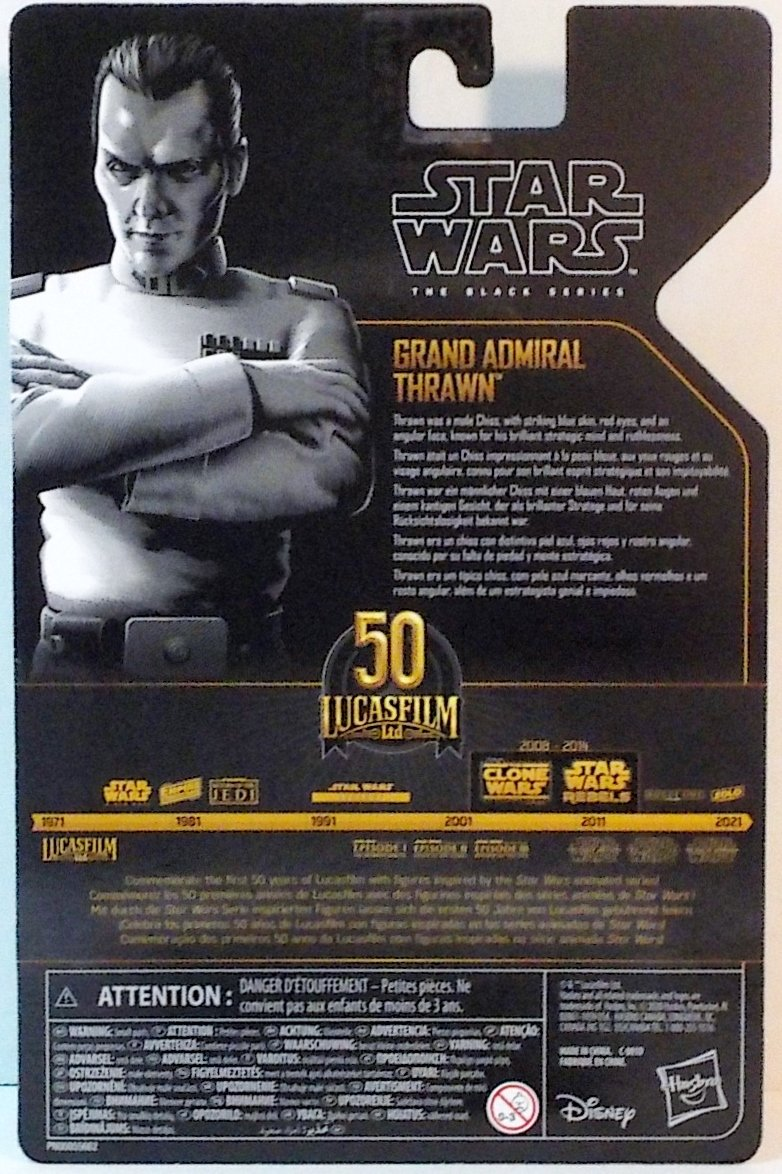Star Wars 50th Anniversary Black Series Archive Collection