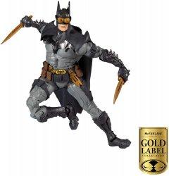 DC Multiverse McFarlane Toys Gold Label Batman 7 inch action figure