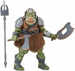 Star Wars Black Series Gamorrean Guard 6 in Exclusive figure