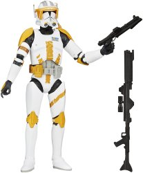 Star Wars The Black Series Archive Clone Commander Cody 50th Anniv LucasFilm