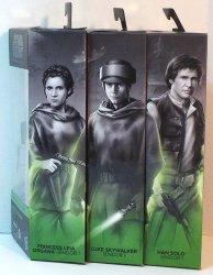 '.ROTJ (Endor) Leia, Luke, Han.'