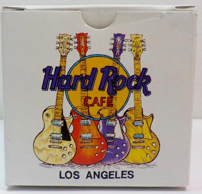 Los Angeles 3 Guitar logo