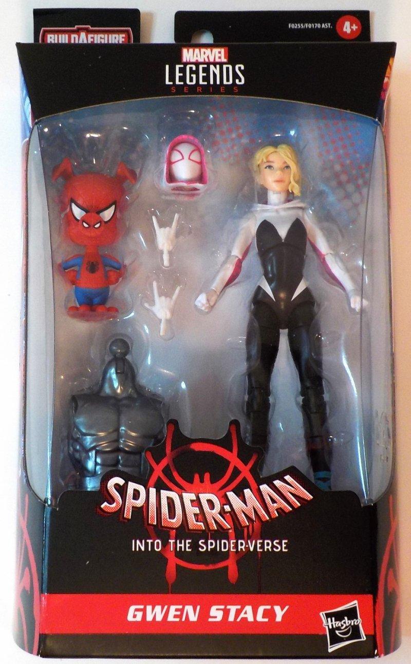 Marvel Legends Spider-Man Into the Spider-Verse figure