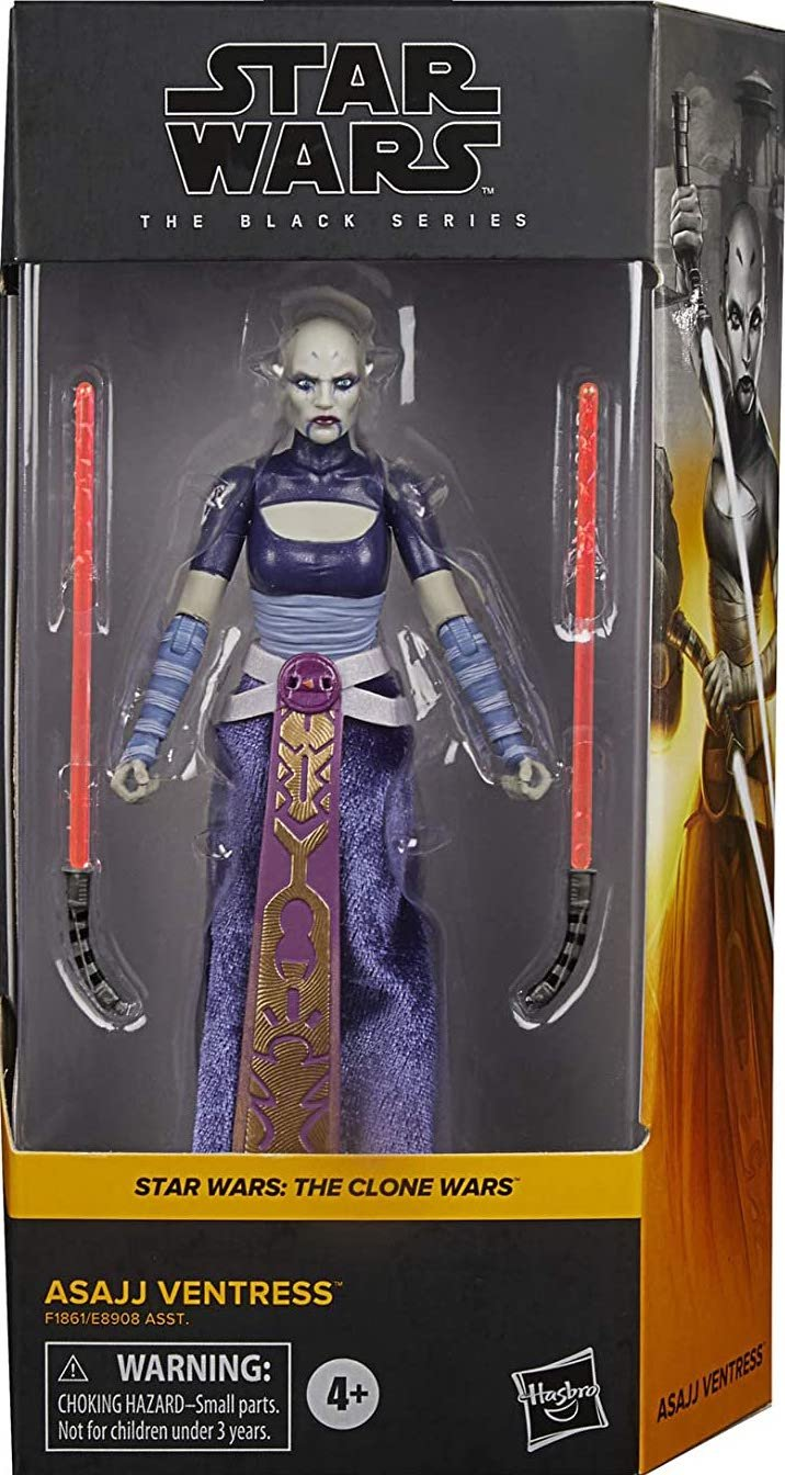Star Wars The Black Series Galaxy Collection action figure