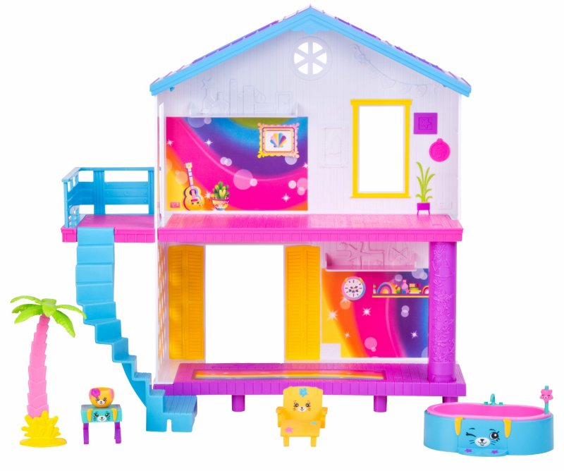 Shopkins Happy Places house and accessories
