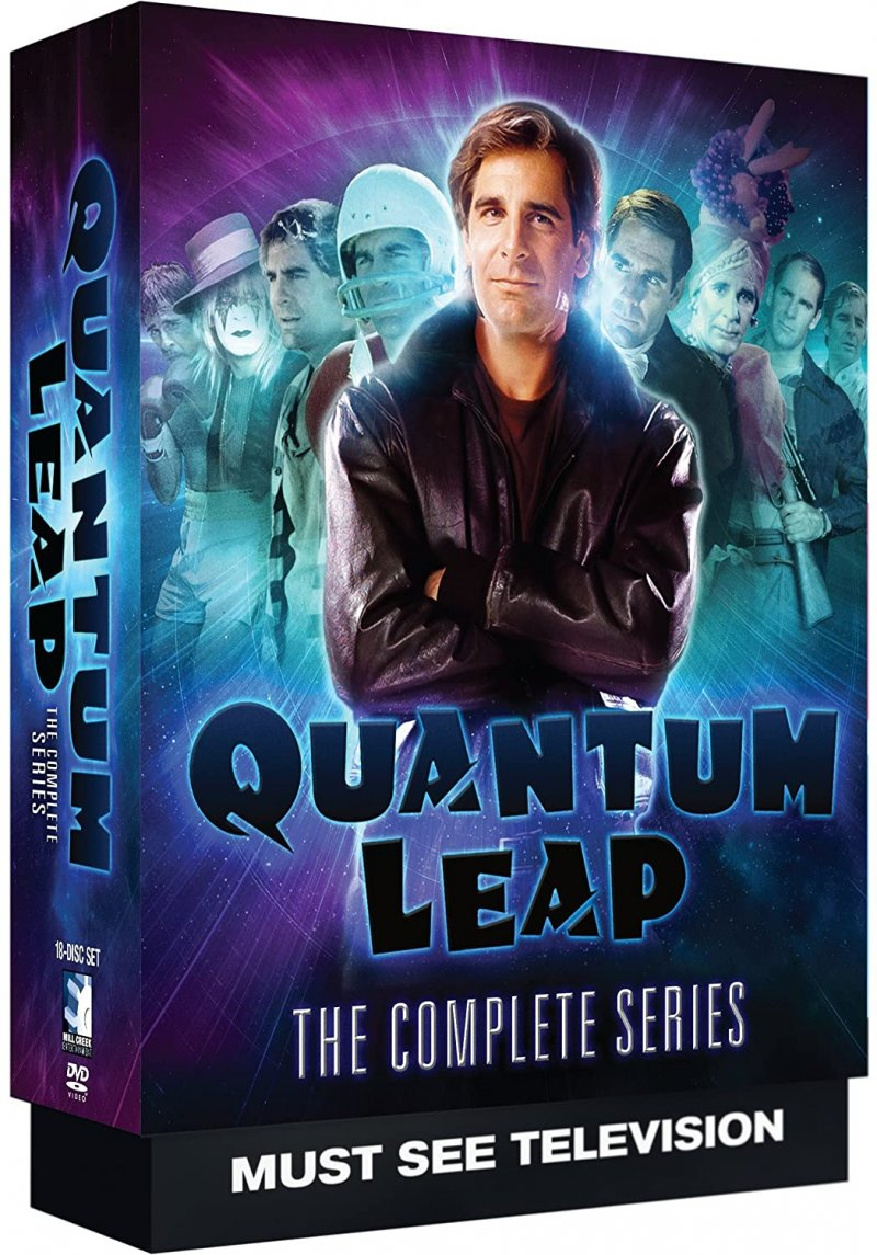 The Complete Series 18 DVD Set