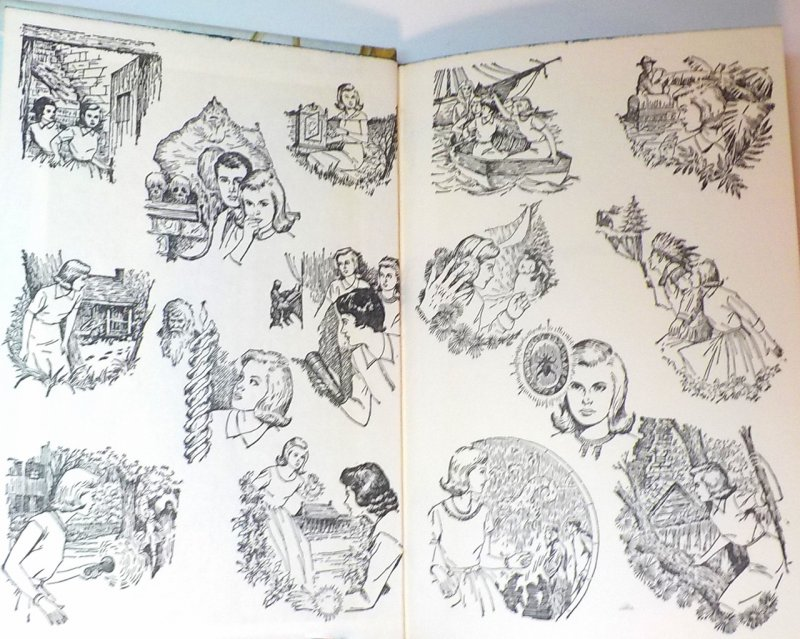 Nancy Drew Mystery Stories 1977 print edition
