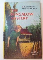 Nancy Drew Mystery Stories #3 The Bungalow Mystery 1977