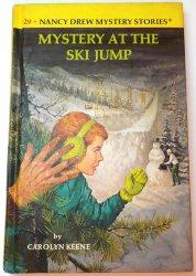 Nancy Drew Mystery Stories #29 Mystery at the Ski Jump PC matte