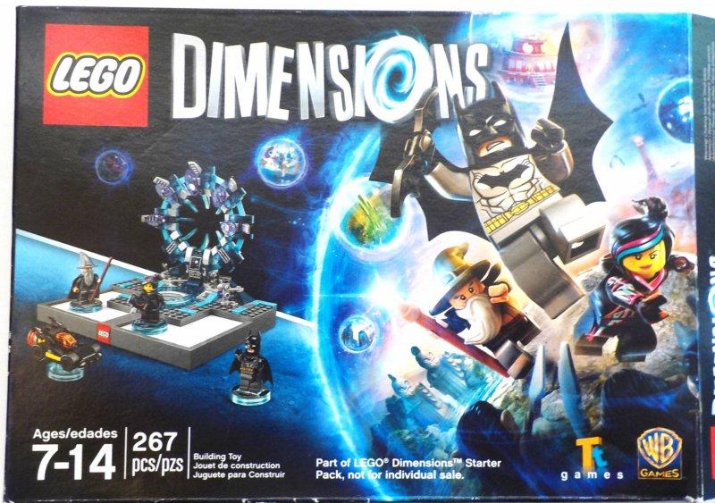 With Portal, Batman, Batmobile, Gandalf, Wildstyle