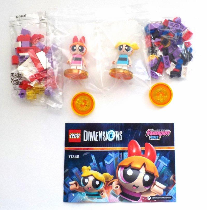 Lego Dimensions Team Pack (Powerpuff Girls)