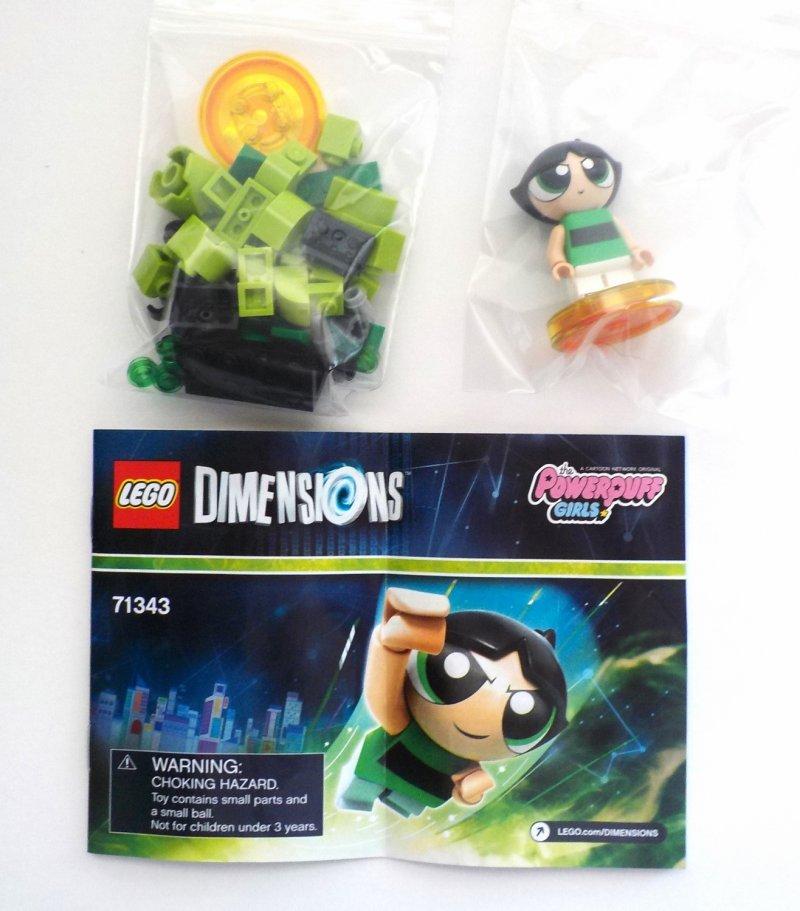 Lego Dimensions Funpack (Powerpuff Girls)