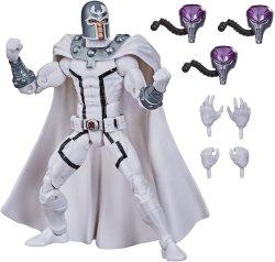 Marvel Legends House of X Magneto w/ BAF Tri-Sentinel figure