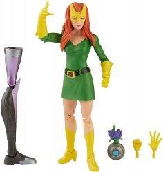 Marvel Legends House of X Marvel Girl Jean Grey w/ BAF Tri-Sentinel piece