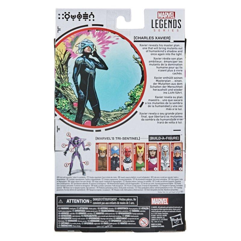 Marvel Legends House of Xw/ BAF Tri-Sentinel piece