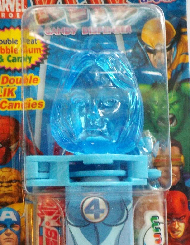 Klik Candy Dispensers Marvel Heroes 2007