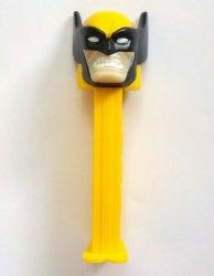 PEZ Marvel's X-Men Wolverine with yellow stem 1999 release