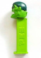 '.PEZ The Hulk 1999.'