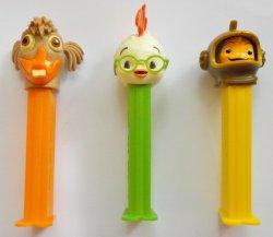 PEZ Disney's Chicken Little Movie Set introduced 2006 retired